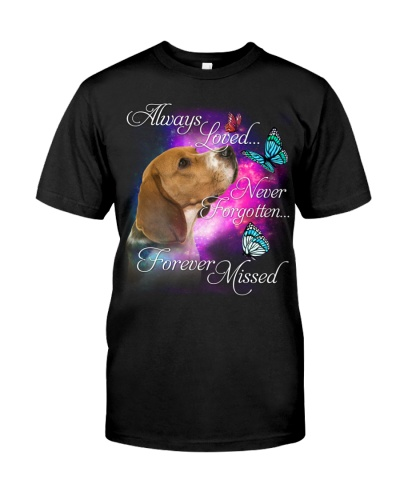 Beagle-Always Loved
