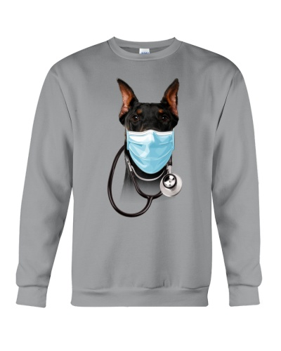 Doberman-Doctor Dog