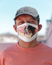 Bernese Mountain-03-My Life-Mask Cloth face mask aos-face-mask-lifestyle-06