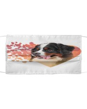 Bernese Mountain-03-My Life-Mask Cloth face mask front