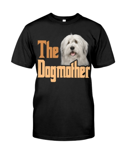 Old English Sheepdog-The Dogmother