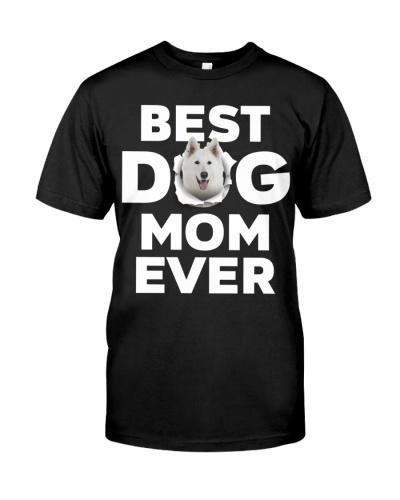 Berger Blanc Suisse-Best Dog Mom Ever
