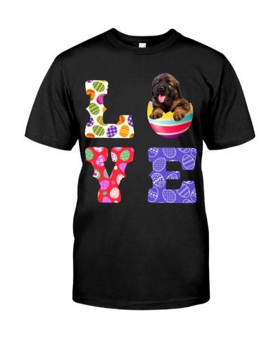 Leonberger-Love Easter