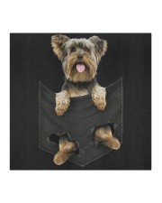 Yorkshire Terrier-Face Mask-Pocket Cloth face mask aos-face-mask-coverlet-lifestyle-front-02
