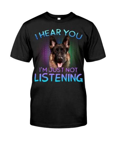 German Shepherd-02-I Hear You