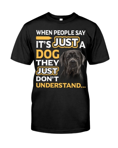 Cane Corso-They Don't Understand