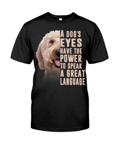Goldendoodle-Great Language