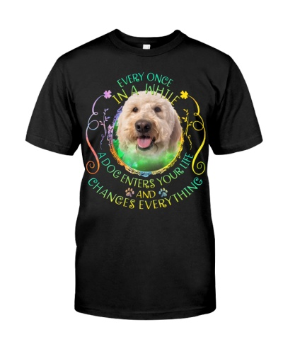 Goldendoodle-Changes Everything