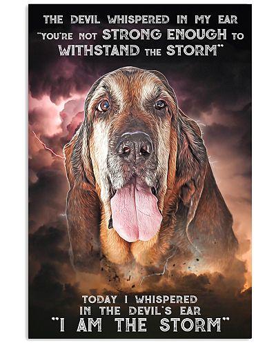 Bloodhound - Storm