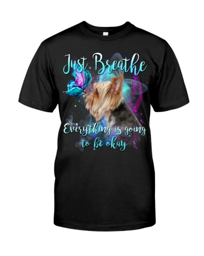 Yorkshire Terrier-Just Breathe