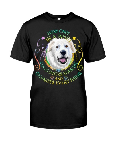 Great Pyrenees-Art-Changes Everything