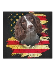 English Springer Spaniel-Mask USA  Cloth face mask aos-face-mask-coverlet-lifestyle-front-02