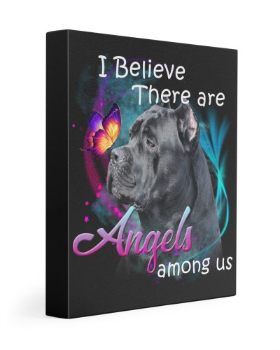 Cane Corso-Canvas Angels