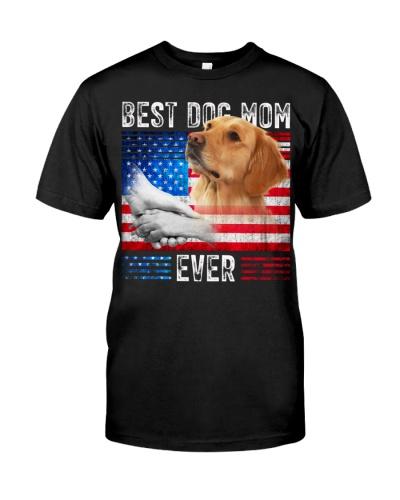 Golden Retriever-Dog Mom Ever