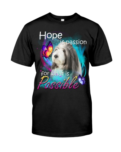 Bearded Collie-Hope Is Passion
