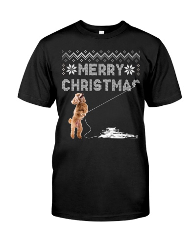 Poodle - Christmas