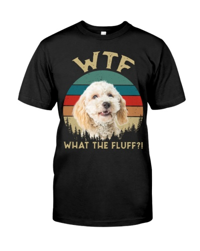 Poodle Crossbreed-What The Fluff