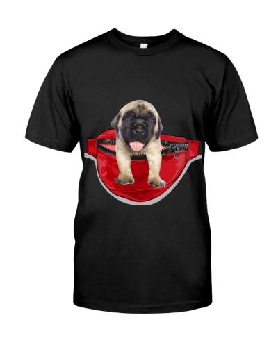 English Mastiff-Waist Pack