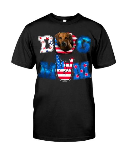 Rhodesian Ridgeback-USA Mom