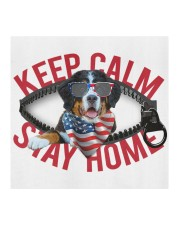 Bernese Mountain-US-Keep Calm Cloth face mask aos-face-mask-coverlet-lifestyle-front-02