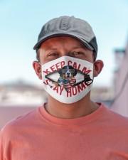 Bernese Mountain-US-Keep Calm Cloth face mask aos-face-mask-lifestyle-06
