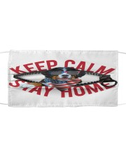 Bernese Mountain-US-Keep Calm Cloth face mask front