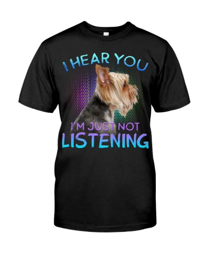 Yorkshire Terrier-I Hear You 02