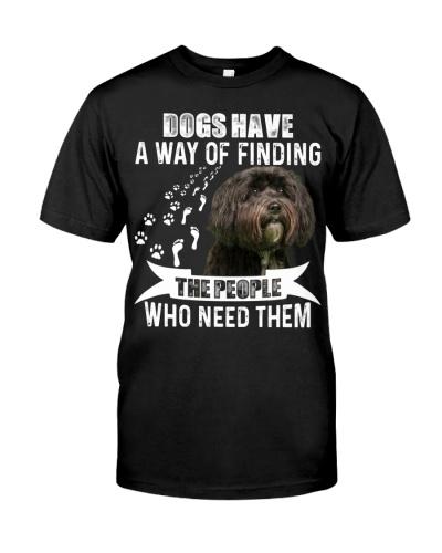 Tibetan Terrier-02-A Way Of Finding