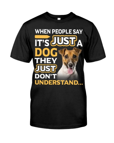 Jack Russell Terrier-They Don't Understand