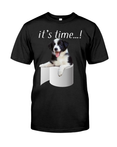 Border Collie-It's Time