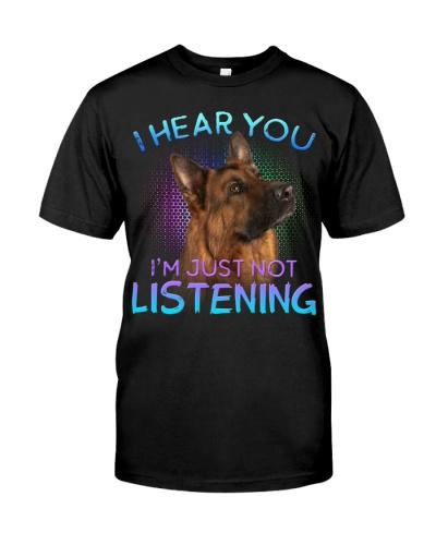 German Shepherd-02-I Hear You 02
