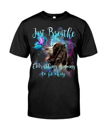 English Cocker Spaniel-Just Breathe