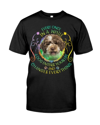 Lagotto Romagnolo-Changes Everything