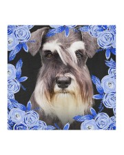 Schnauzer-Blue Mask Cloth face mask aos-face-mask-coverlet-lifestyle-front-02