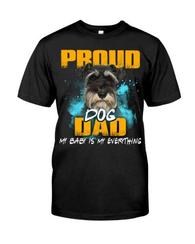 Miniature Schnauzer-Proud Dog Dad