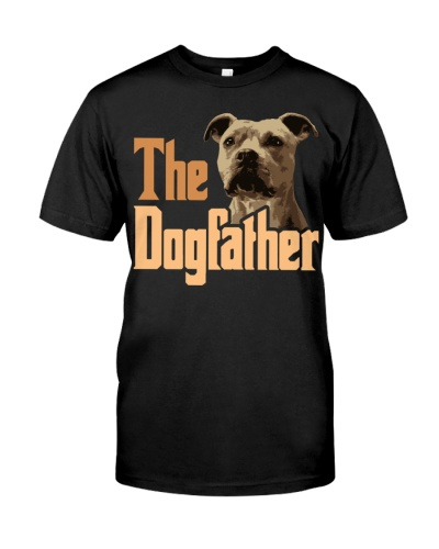 American Staffordshire Terrier-The Dogfather