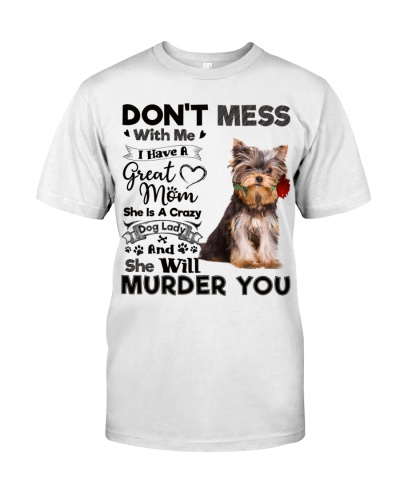 Yorkshire Terrier-Great Mom