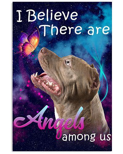 Pitbull-Angels-Poster