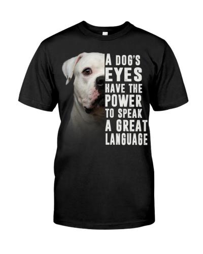 American Bulldog-Great Language