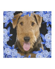 Airedale Terrier-Blue Mask Cloth face mask aos-face-mask-coverlet-lifestyle-front-02