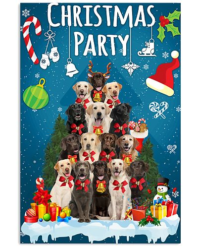 Labrador - Party