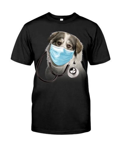 Great Pyrenees-Doctor Dog