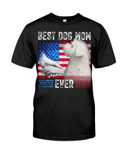 Maltese-Dog Mom Ever