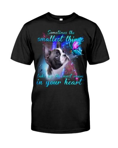 Boston Terrier-In Your Heart