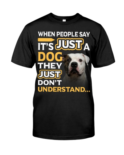 American Bulldog-They Don't Understand