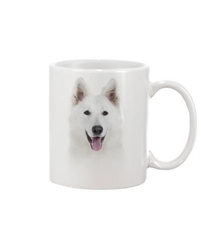 Berger Blanc Suisse-Dog Face
