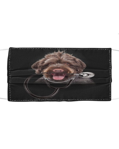 German Wirehaired Pointer-Face Mask-Stethos