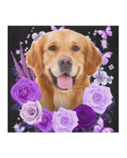 Golden Retriever-Face Mask-Purple Cloth face mask aos-face-mask-coverlet-lifestyle-front-02