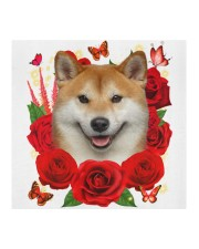 Shiba Inu-Face Mask-Rose Cloth face mask aos-face-mask-coverlet-lifestyle-front-02