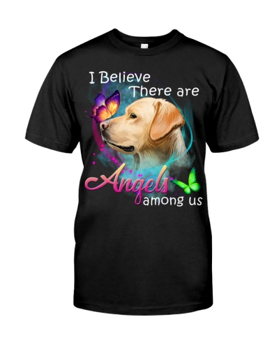 Labrador-Art-Angels Among Us